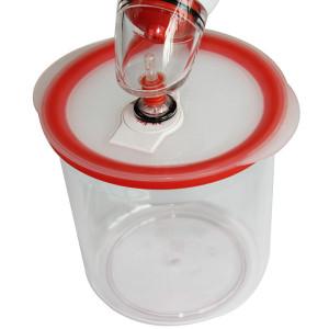Контейнер для вакуумной упаковки Hotter круглый 0,6 л