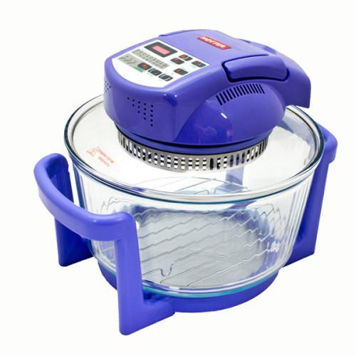 Аэрогриль Hotter HX-1037 Classic фиолетовый