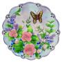 Декоративная тарелка для настенного крепления